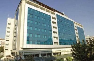 Hoteles de Estambul