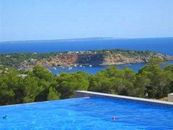 A Ibiza de lujo
