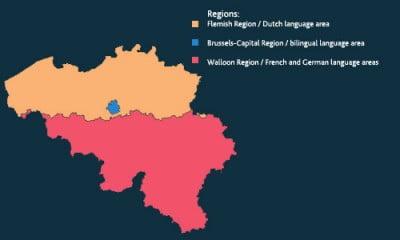 Idiomas de Bélgica