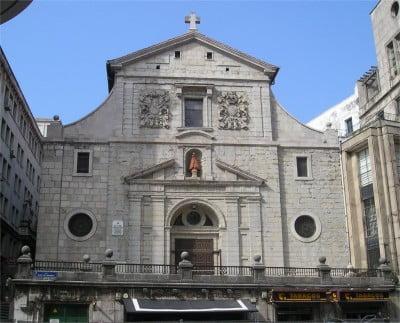 Iglesia de la Anunciación en Santander