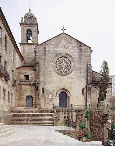 Iglesia de- San Francisco, Pontevedra