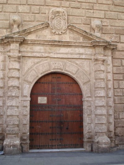 Iglesia de San Juan, Almería