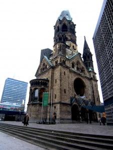Iglesia del Kaiser Guillermo- Berlín