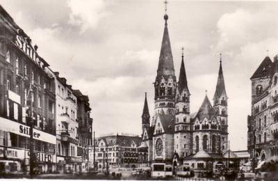 Iglesia de Kaiser Guillermo - Berlín