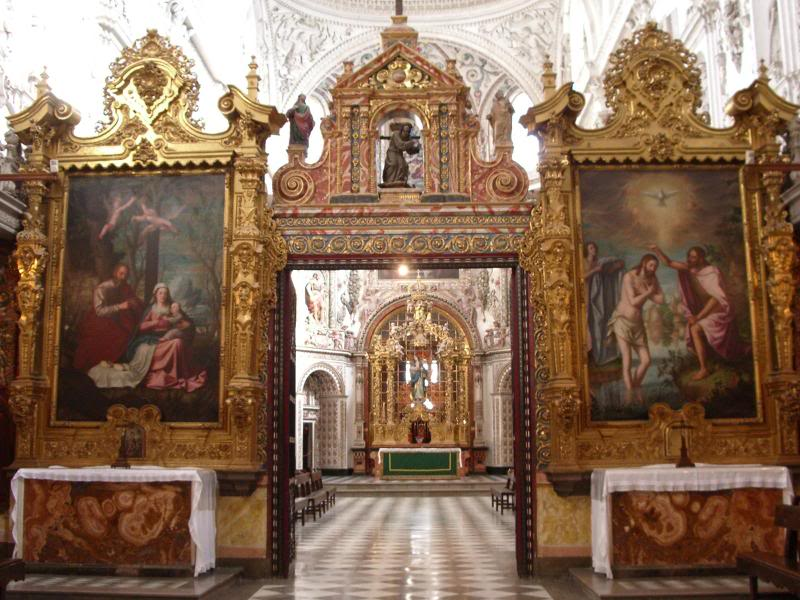 Iglesia del Monasterio de La Cartuja