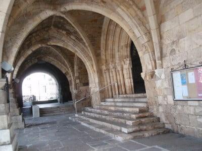 Iglesia del Santísimo Cristo en Santander