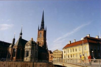 Iglesia de Estocolmo