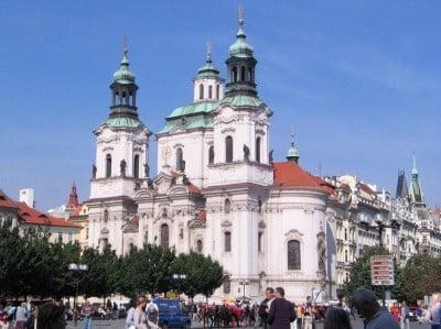 Iglesia de Praga