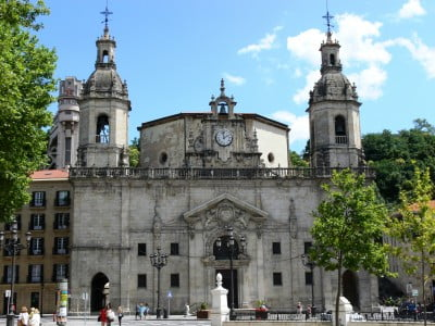 Iglesia de San Nicolás de Bilbao
