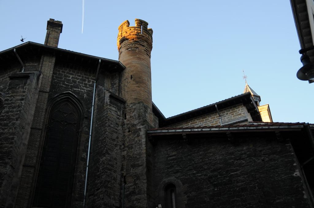 Iglesia San Nicolás de Pamplona