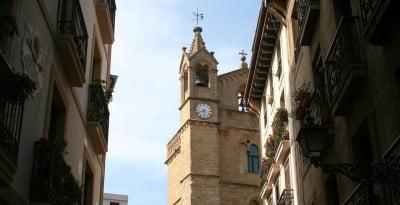 Iglesia de San Vicente en San Sebastián
