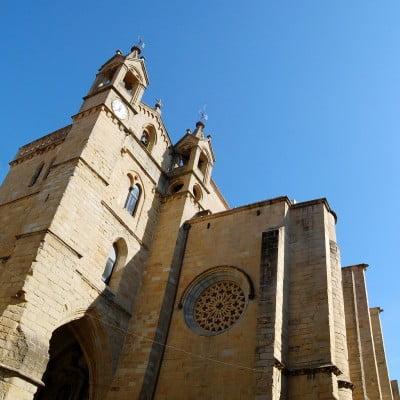 Iglesia San Vicente de San Sebastián