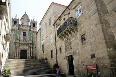 Iglesia Santa María, Orense