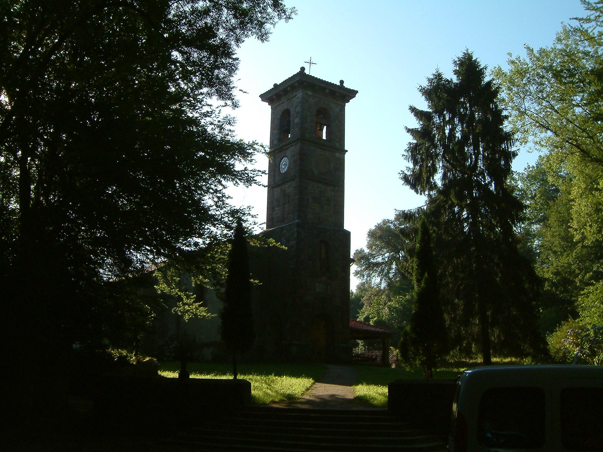 Iglesia de Esles en Cantabria