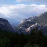 Imagen de la Foz de Burgui, Pirineo Navarro