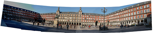 Imagen de la Plaza Mayor, de Madrid