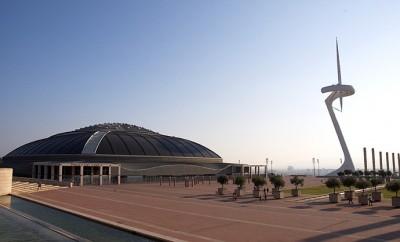 Foto del Anillo Olímpico Barcelona