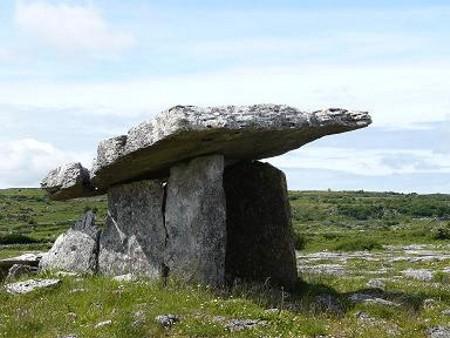 Imagen del Burren, Irlanda