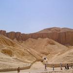 Foto del Valle de los Reyes, Egipto