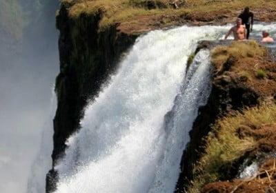 Imágenes de las Cataratas de Victoria