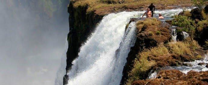 Foto de las Cataratas del Angel