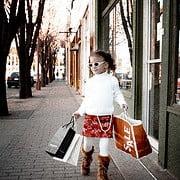 De compras por Londres
