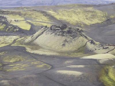 imagenes de volcanes volcán Laki
