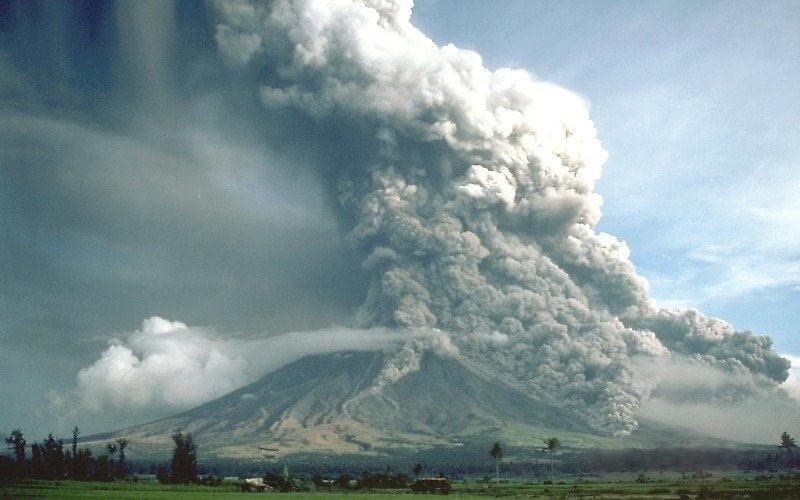 imagenes de volcanes volcán Mayon