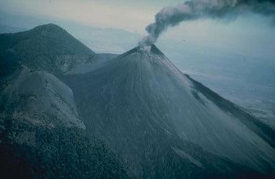 imagenes de volcanes volcán Pacaya en Guatemala