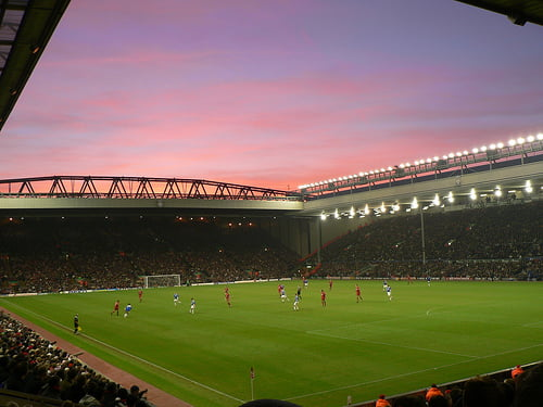 Imágenes El estadio de Anfield, Liverpool FC