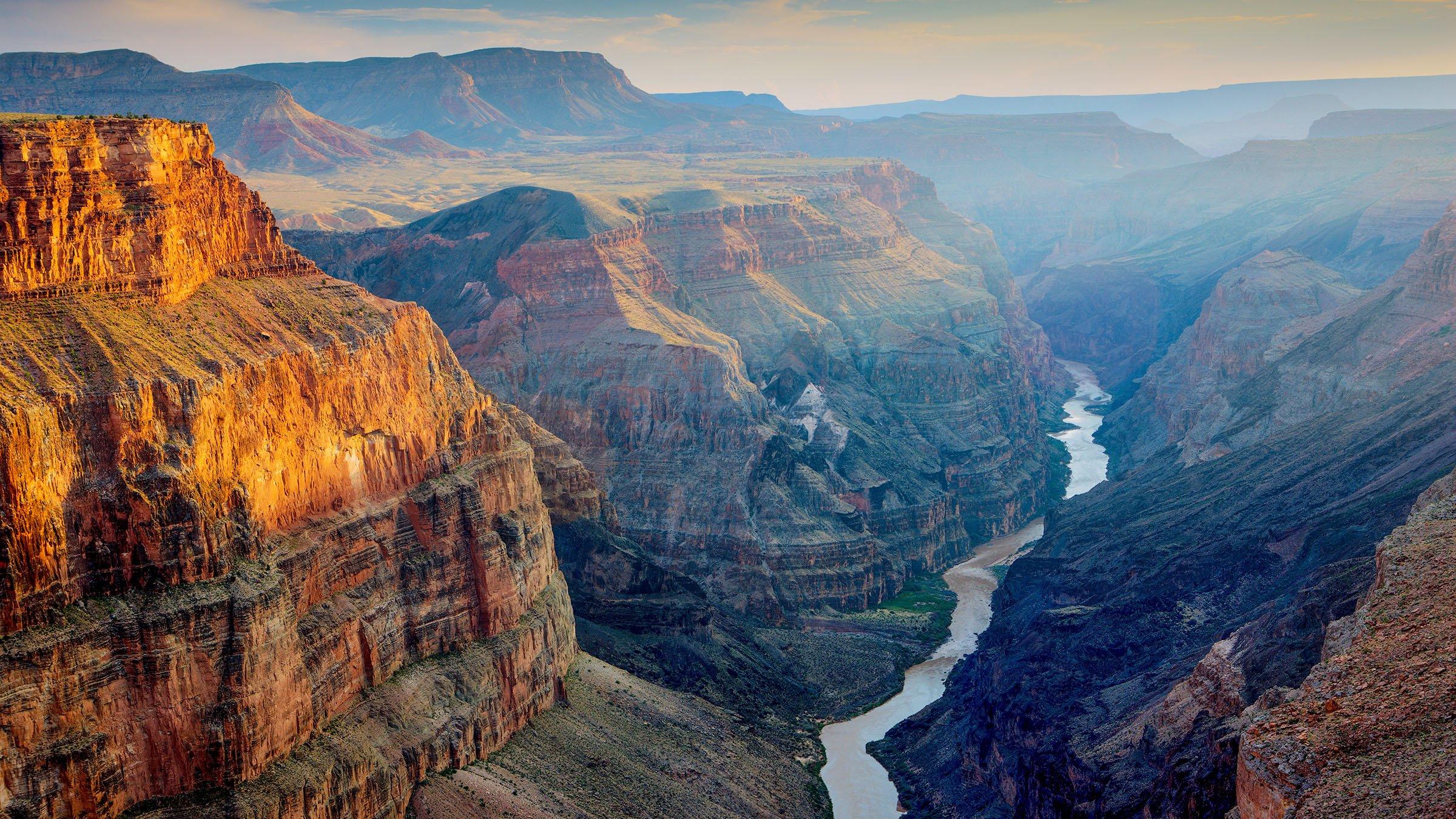 Imagenes El Gran Cañon de Colorado