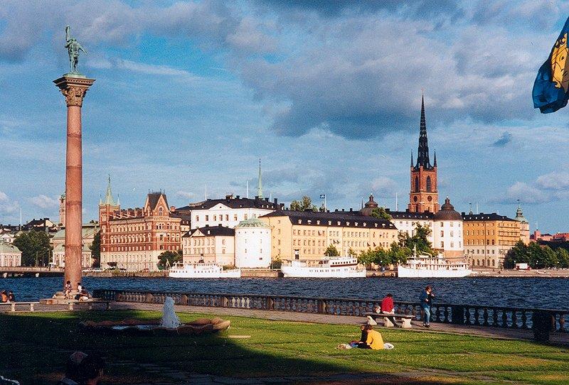 Imagenes de Estocolmo