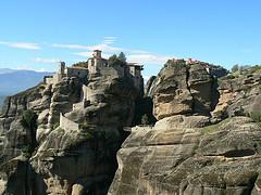 Imagenes Los Monasterios de Meteora
