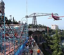 Imagenes Parque de Atracciones Tibidabo