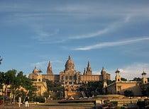Imagenes Plaza de España en Barcelona