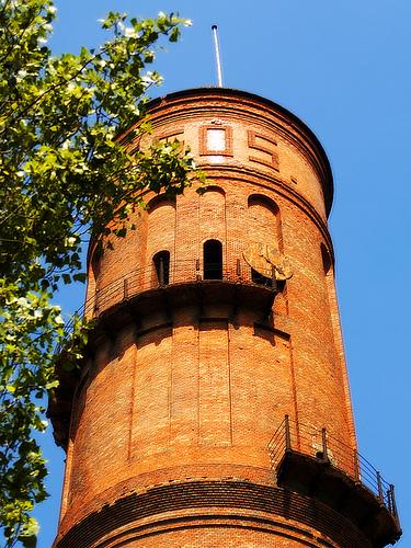 Imagenes Torre de las Aguas en Barcelona