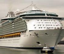"""El Crucero Más Grande del Mundo """"Freedom of the Seas"""""""