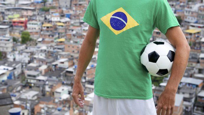 Índices de pobreza en Brasil