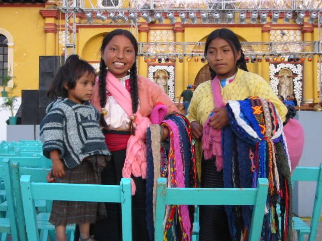 Indigenas de Nicaragua