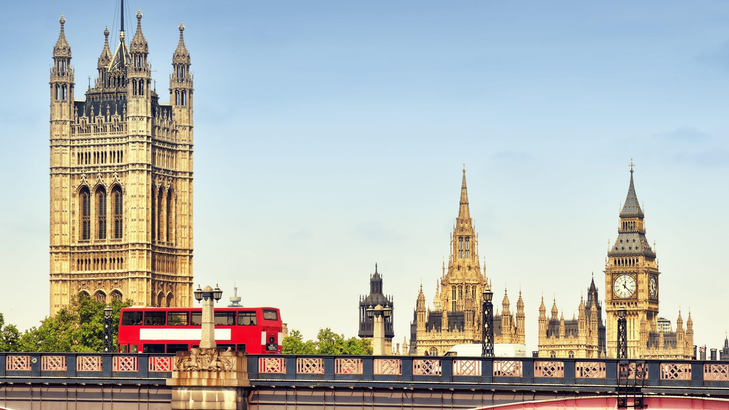 Inglaterra y su economía ciudad