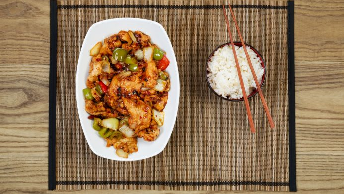 Ingredientes comunes en la cocina asiática