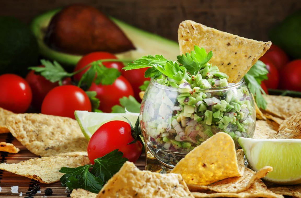 Comidas e ingredientes t picos de los pa ses de am rica for Ingredientes para comida