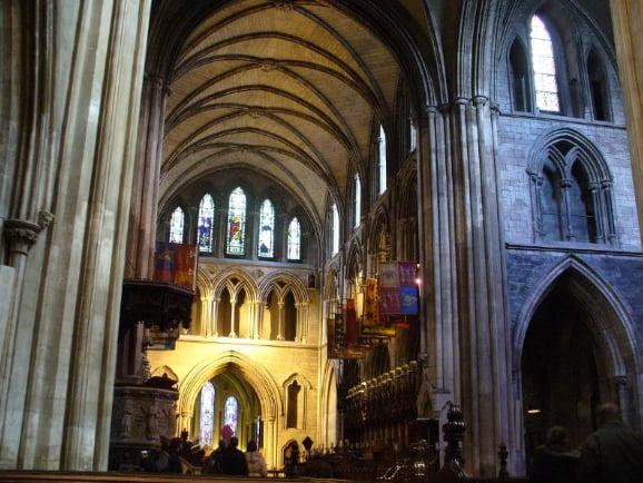 Interior de Catedral de San Patricio