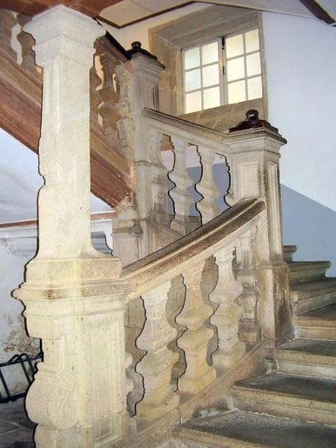 Interior de la Casa del Deán