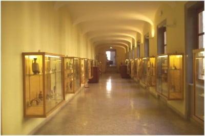 Interior Museo Arqueológico de Palermo