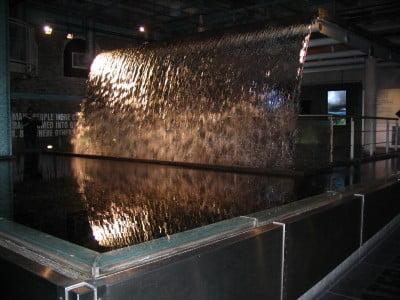 Interior del Museo Guinness
