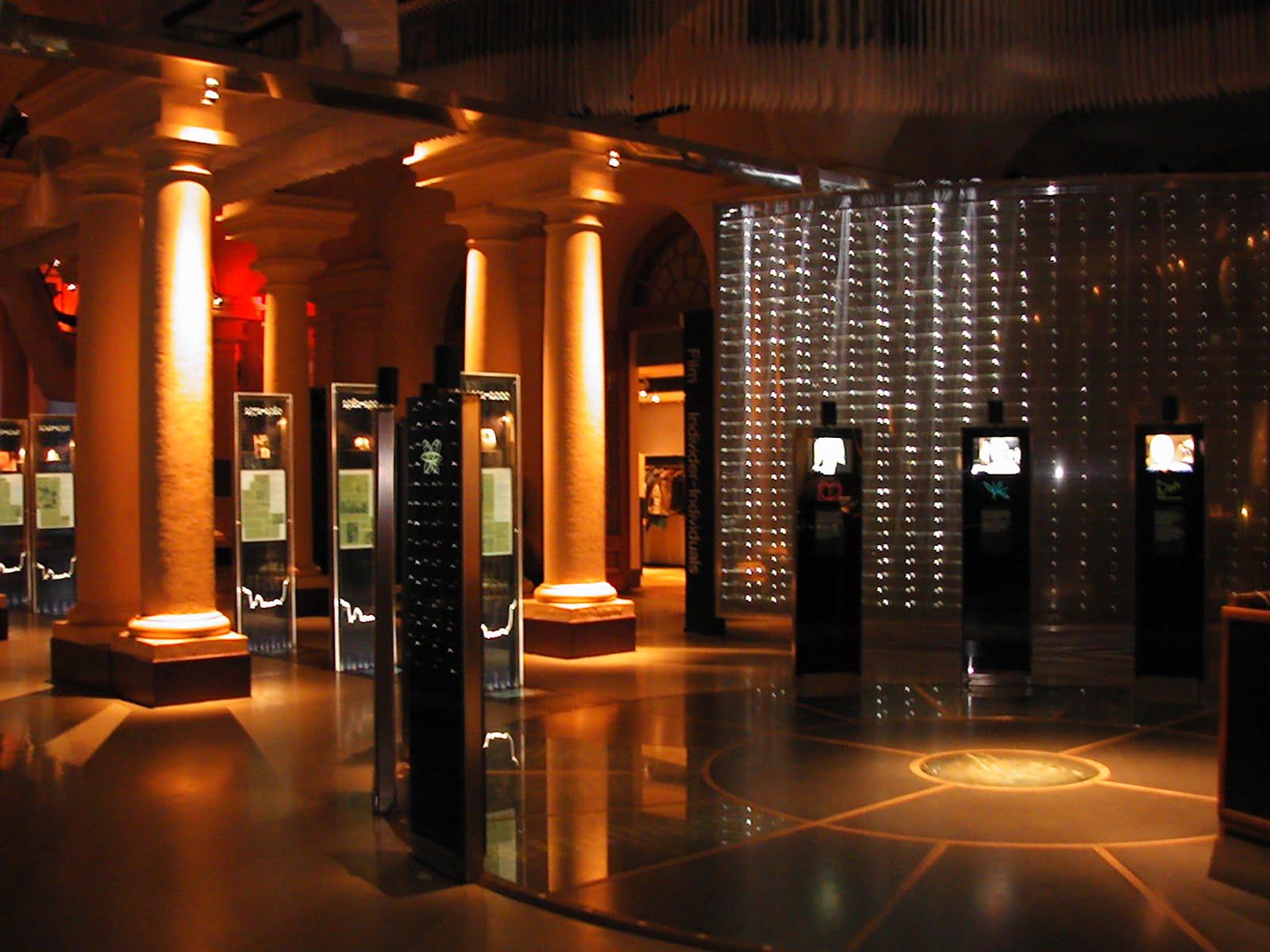 Interior del museo Nobel