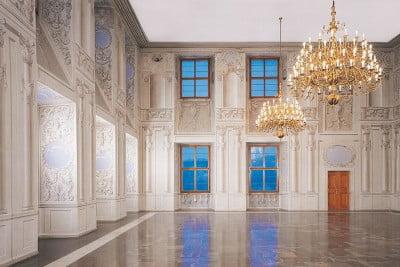 Interior del Palacio Lobkowicz