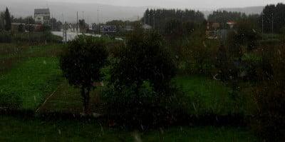 Invierno en Lugo
