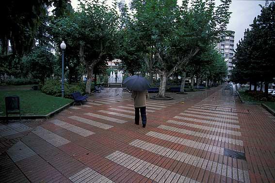 Invierno en Ourense